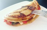 Powerfood-Pancakes als deftige Alternative