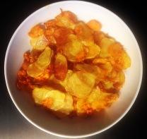 Rezepte ohne Powerfood Gemüsechips