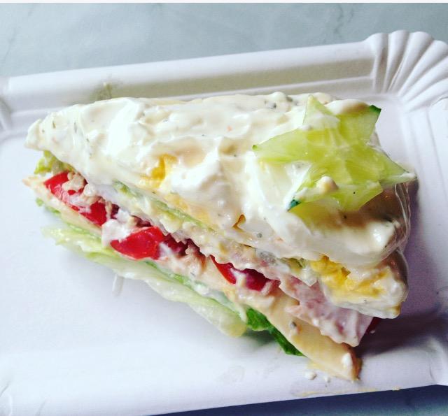 One Simple Change - Salattorte 2
