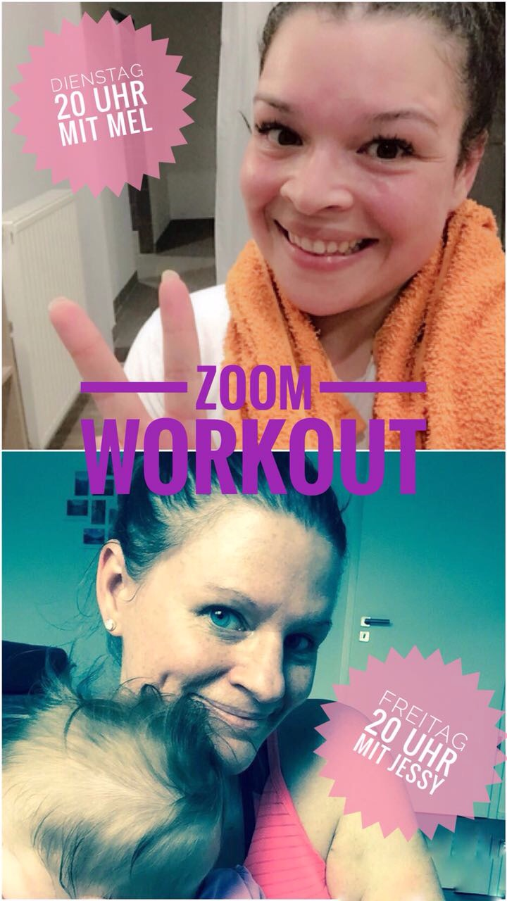 One Simple Change Zoom Workout