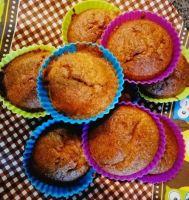 Dinkel-Muffins
